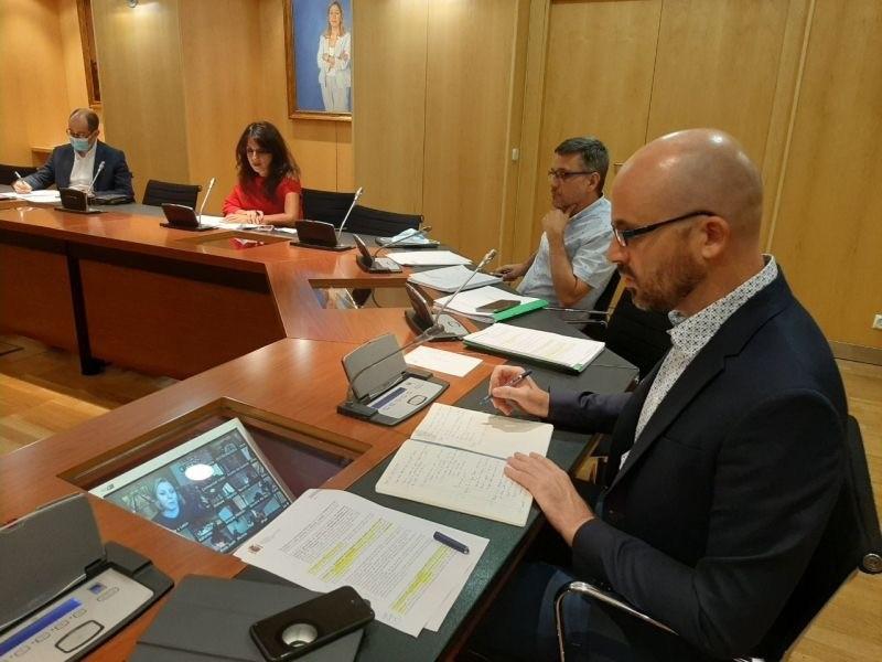 Ministerio de Derechos Sociales 2020-21
