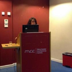 Congreso Internacional Aging & Society- Universidad de Manchester